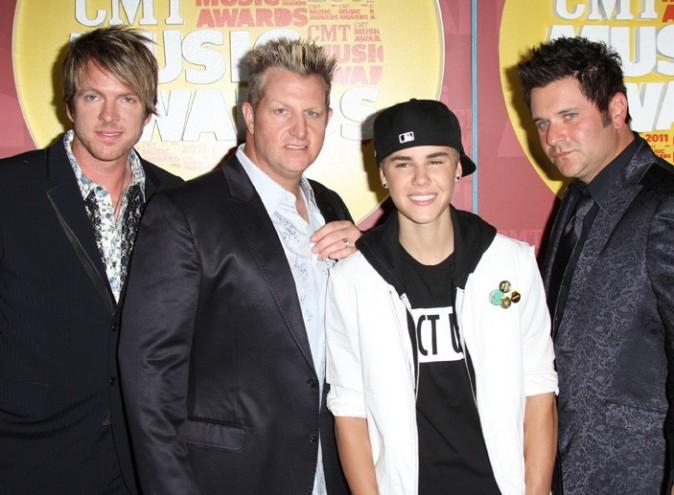 Justin sur tous les fronts !