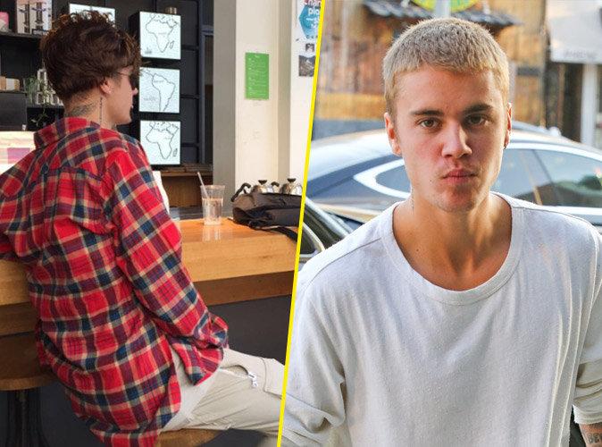 Justin Bieber déguisé pour passer incognito dans les rues d'Amsterdam