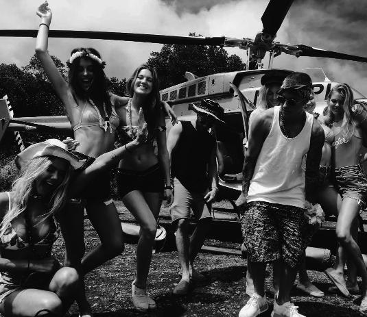 Sahara Ray la nouvelle bombe dans la vie de Justin Bieber