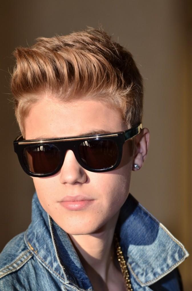 Justin Bieber avant son concert privé, Sidney le 17 juillet 2012