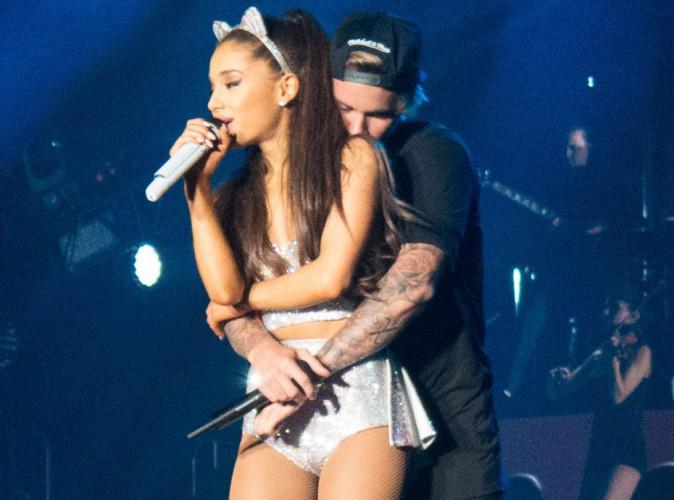 Justin Bieber trop proche d'Ariana Grande sur scène, Big Sean monte au créneau !