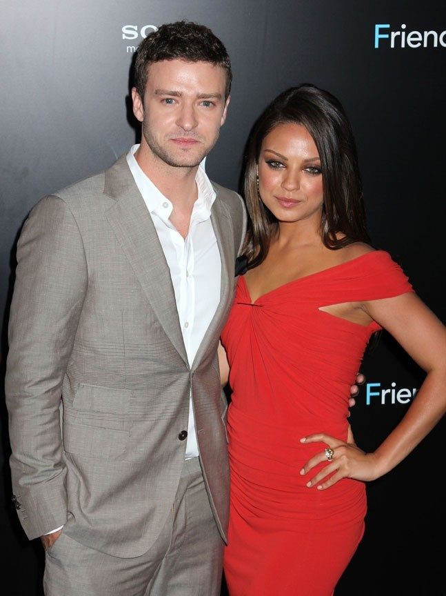 Justin Timberlake et Mila Kunis affirment ne pas craquer l'un pour l'autre !