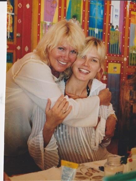Heidi Klum et sa mère