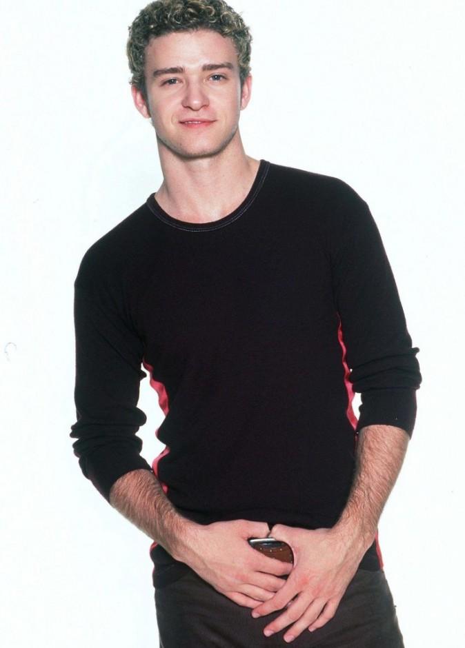 Justin dans les NSYNC