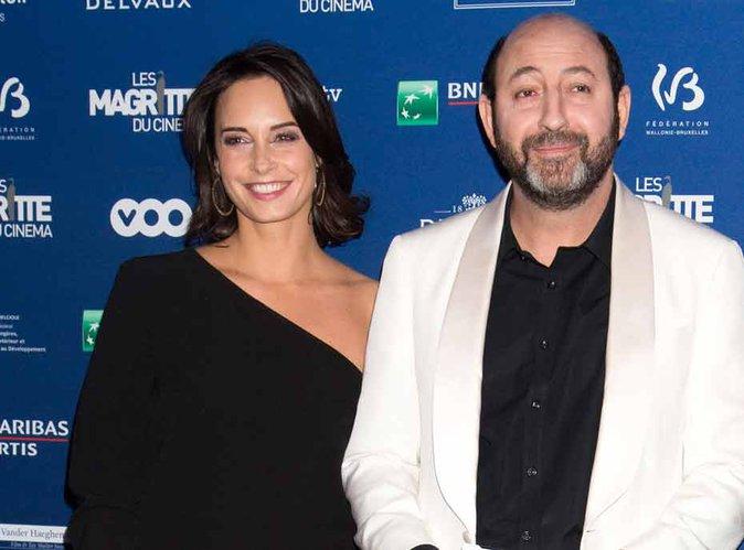 Kad Merad et Julia Vignali officialisent leur relation