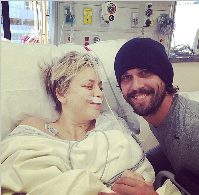 "Kaley Cuoco : ""cette chirurgie me change la vie"" !"