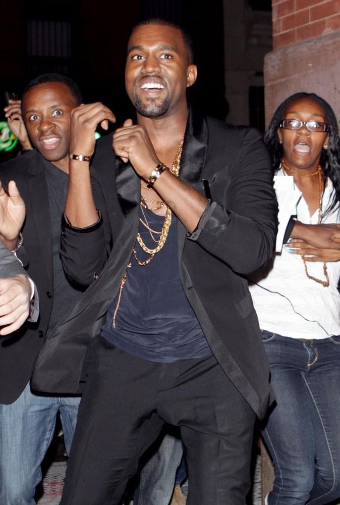 Photos : Kanye West en 2010