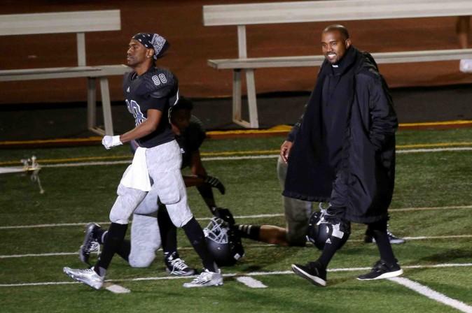 Kanye West : appelez-le Coach West !