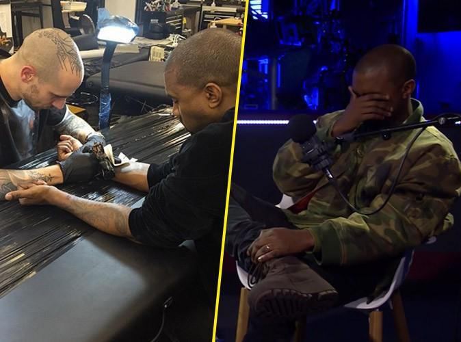 Photos : Kanye West : en réalité, c'est un grand sensible !
