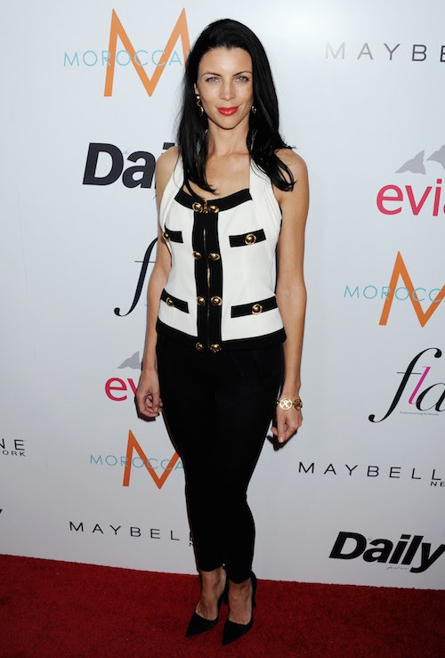 Liberty Ross lors des Fashion Los Angeles Awards le 22 janvier 2015 !