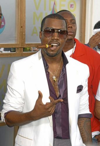 Kanye West se prend pour le roi du monde !