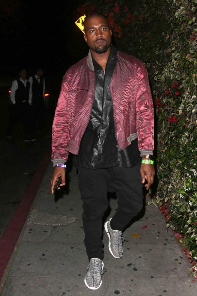 Kanye West : Kim enceinte, il s'accorde une soirée en solo !