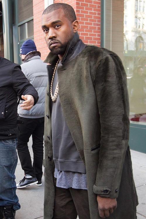 Kanye West : se taire !
