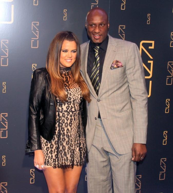 Khloe et Lamar au top !