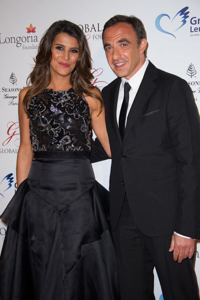 Karine Ferri et Nikos en 2013