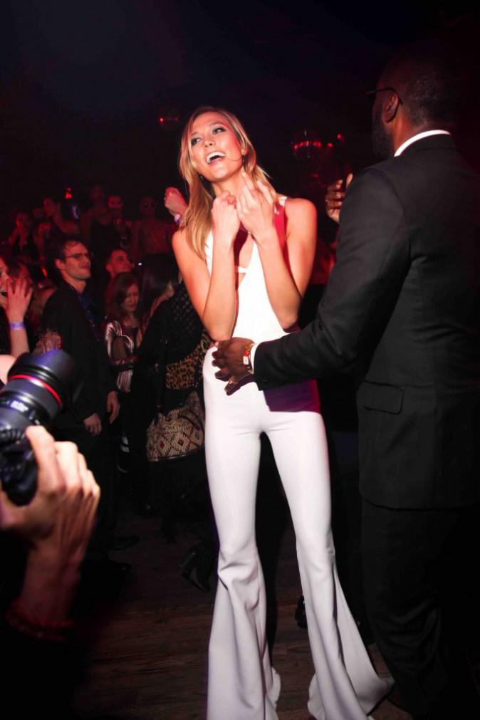 Karlie Kloss : complétement déchainée face à Nile Rodgers !