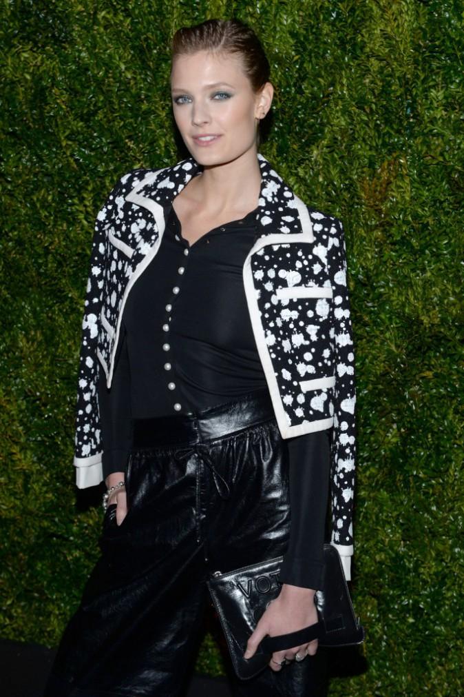 Constance Jablonski le 20 avril 2015