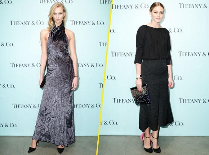 Karlie Kloss et Olivia Palermo : deux diamants bruts pour Tiffany's !