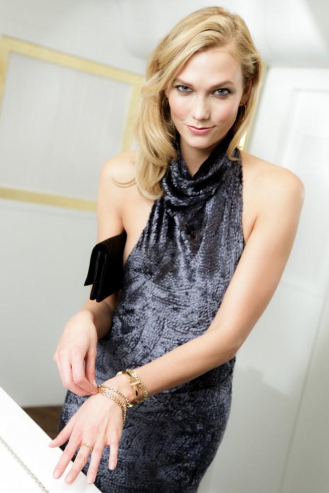 Karlie Kloss le 6 novembre 2014