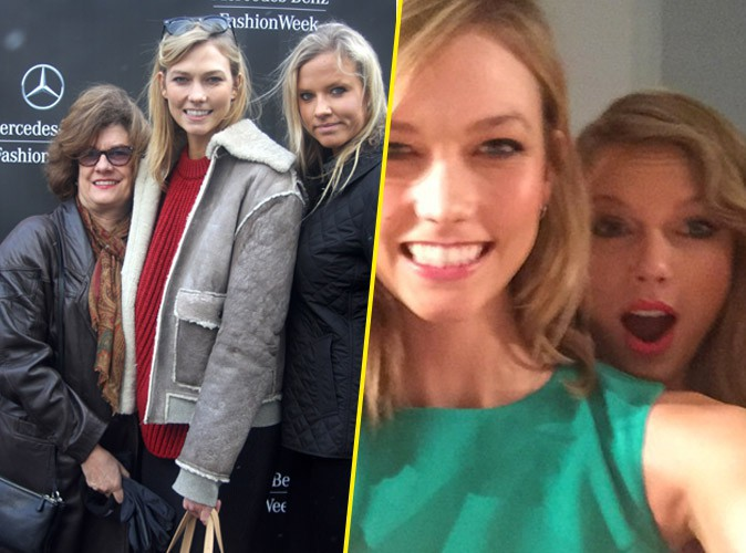 Photos : Karlie Kloss : la Fashion Week ? Une histoire de famille et d'amis !