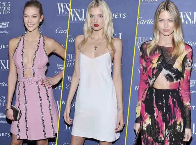 Karlie Kloss, Lily Donaldson, Martha Hunt : le gratin de la mode à New York !