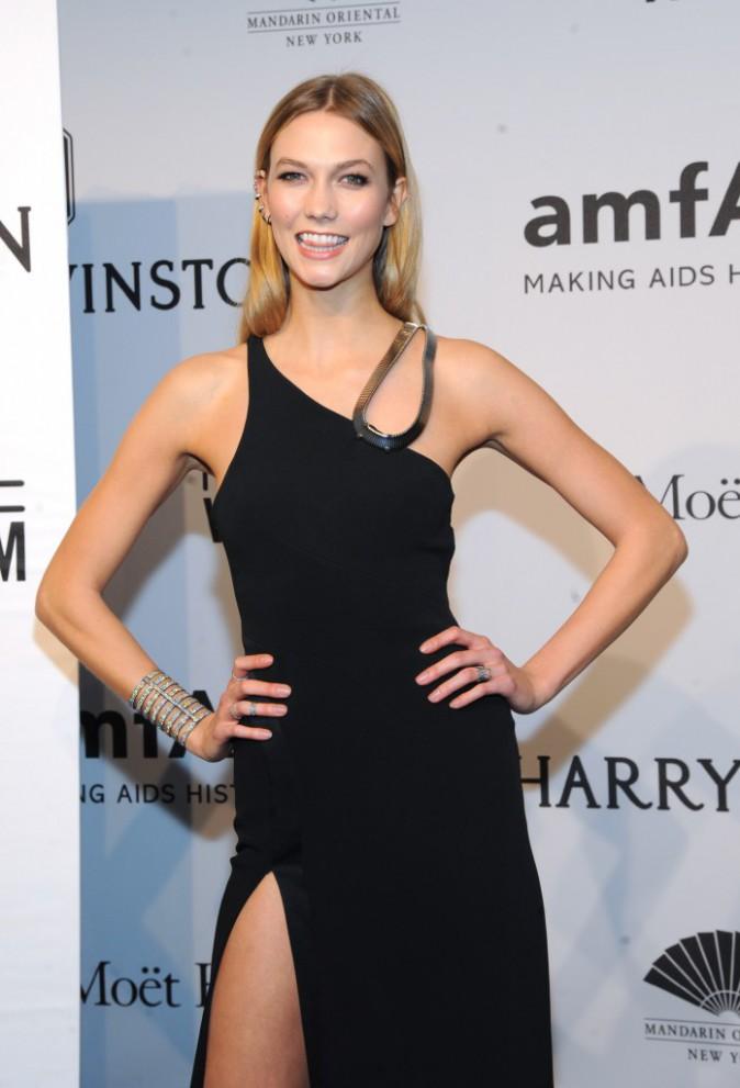 Karlie Kloss le 11 février 2015
