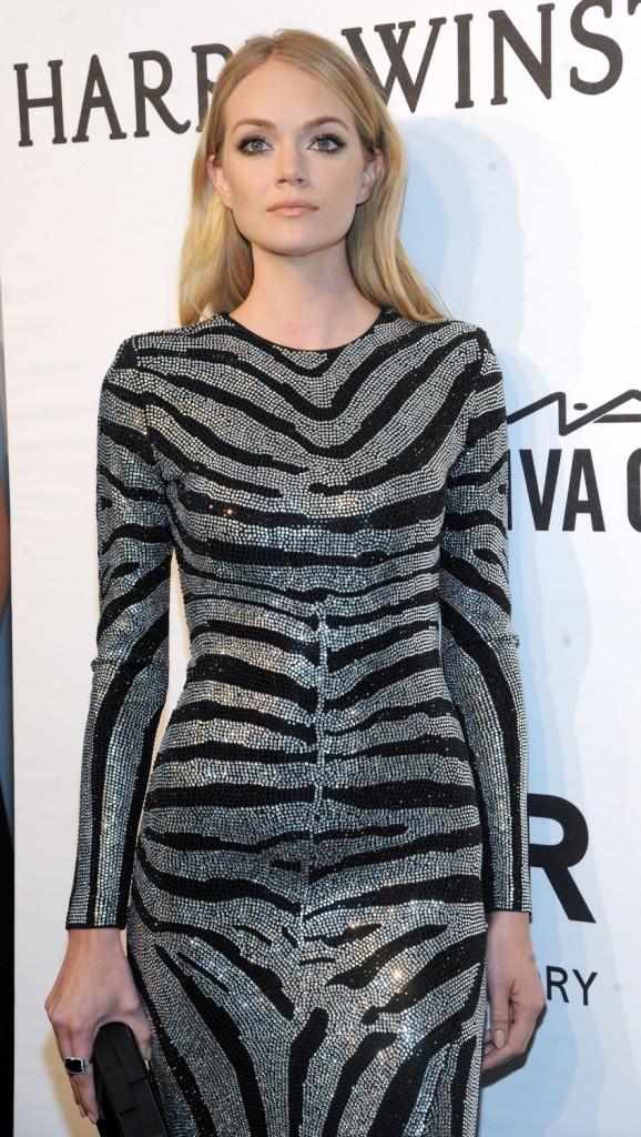 Lindsay Ellingson le 11 février 2015