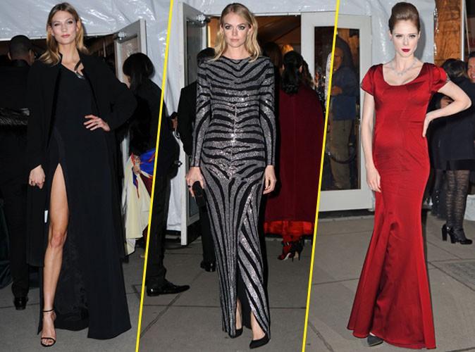 Photos : Karlie Kloss, Lindsay Ellingson, Coco Rocha… Quand les tops s'emparent de l'amfAR !