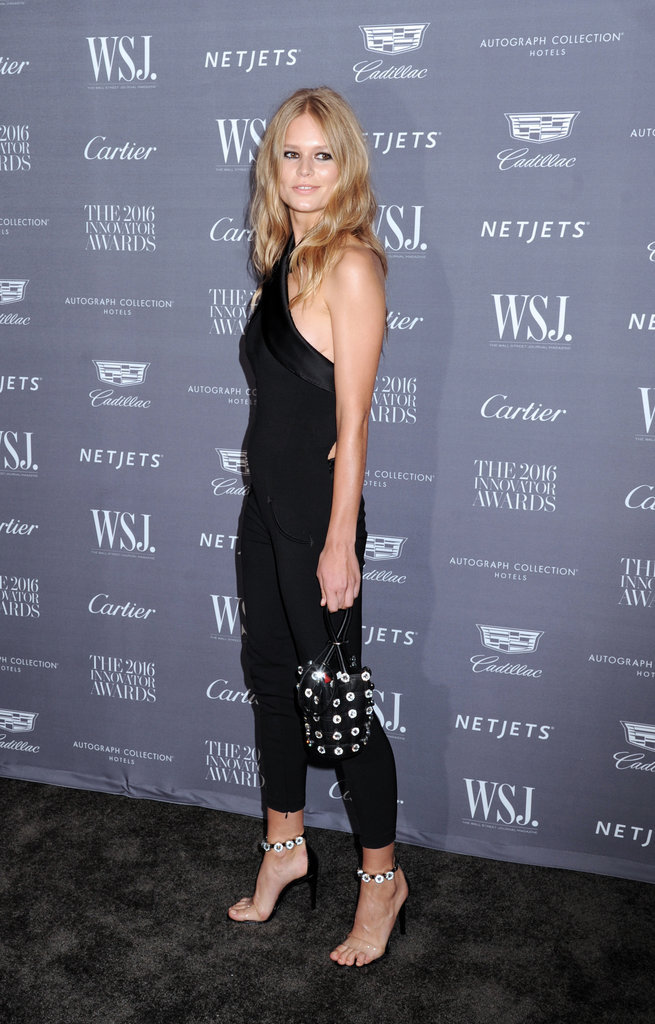 Photos : Anna Ewers pour les Wall Street Journal Innovator Awards