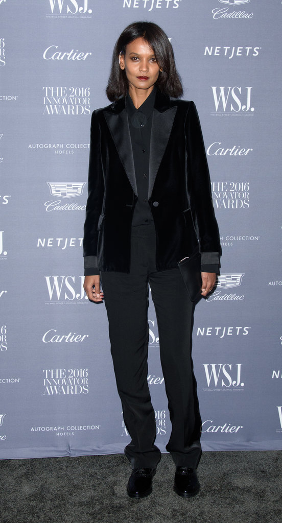 Photos : Liya Kebede pour les Wall Street Journal Innovator Awards