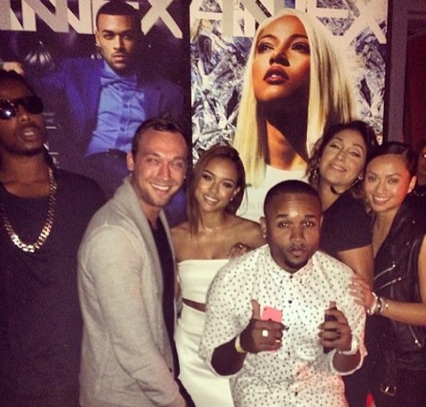 Photos : Karrueche Tran : aux oubliettes Chris Brown, le mannequin fait la fête et se vide la tête !