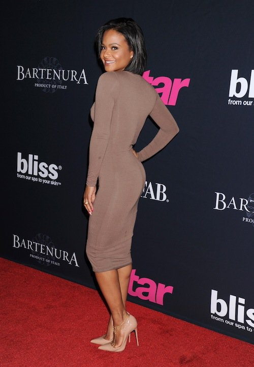 Photos : Karrueche Tran VS Christina Milian : deux bombes pulpeuses sur red carpet !