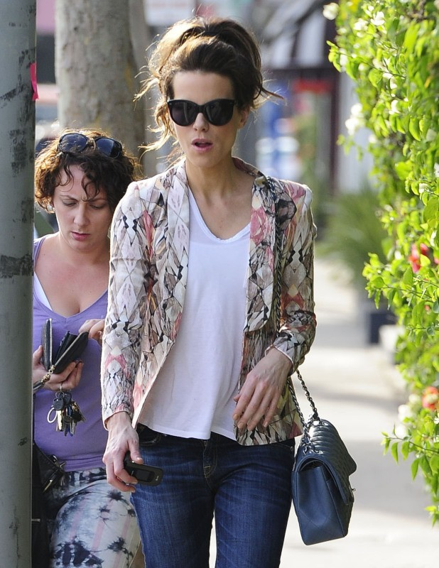 Kate Beckinsale le 22 janvier 2013 à West Hollywood