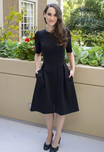 Winona Ryder à Los Angeles le 17 novembre 2013