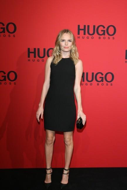 Kate Bosworth lors du défilé Hugo by Hugo Boss à Berlin, le 5 juillet 2012.