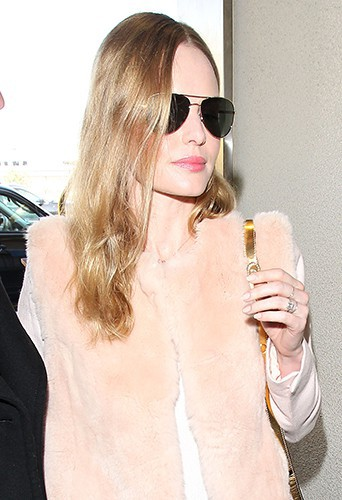 Kate Bosworth à Los Angeles le 10 février 2014