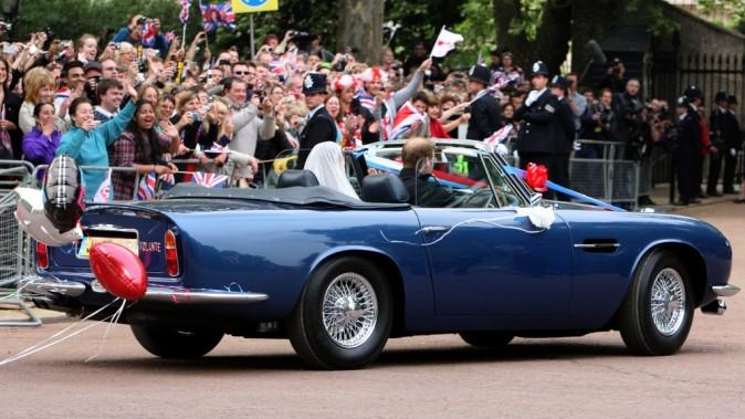 Prince William et Kate Middleton : ça roule pour les jeunes mariés !