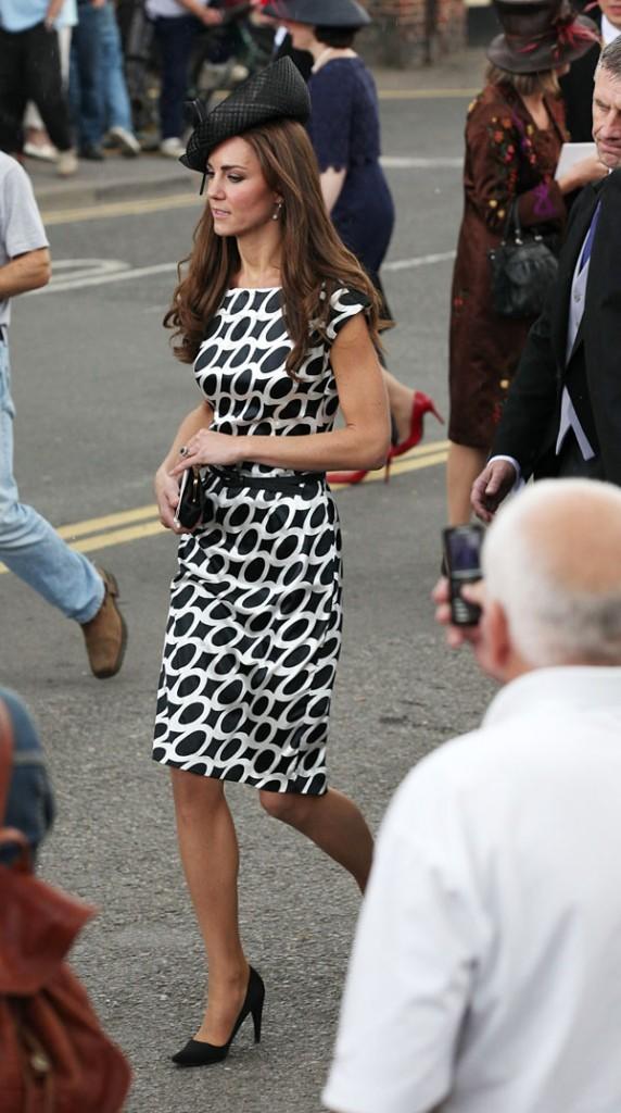 Ou la Duchesse de Cambridge, ultra-mince ?