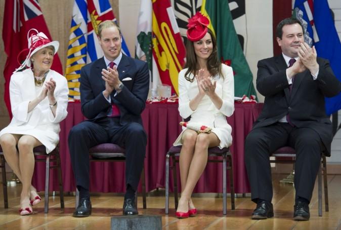 Kate mène d'un chapeau à zéro !