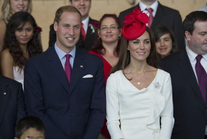 Le canada adore déjà le jeune couple !