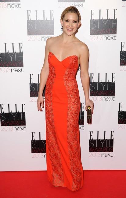 Kate Hudson le 11 février 2013 à Londres