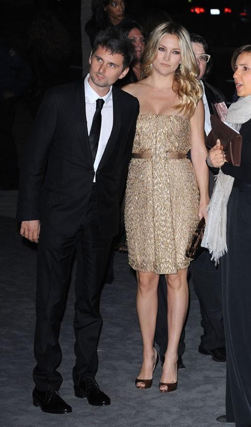 Kate Hudson et Matthew Belamy font leur grand retour sur tapis rouge !