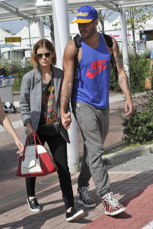 Photos : Kate Mara : à peine séparée, déjà recasée dans des bras musclés ?