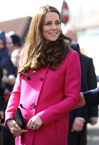 Photos : Kate Middleton, accouchement imminent !