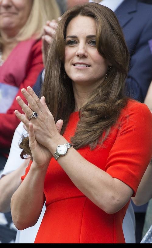 L'ancienne coupe de Kate Middleton