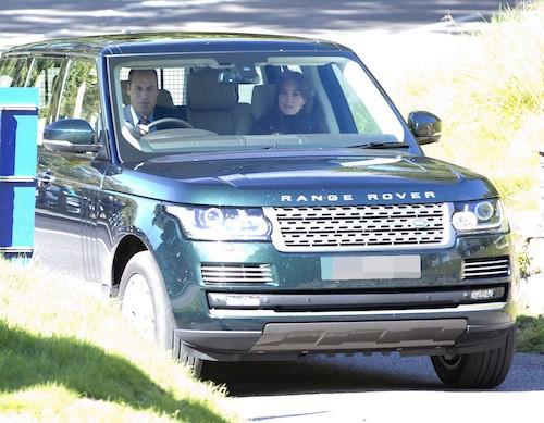 Photos : Kate Middleton change de tête pour son grand retour !