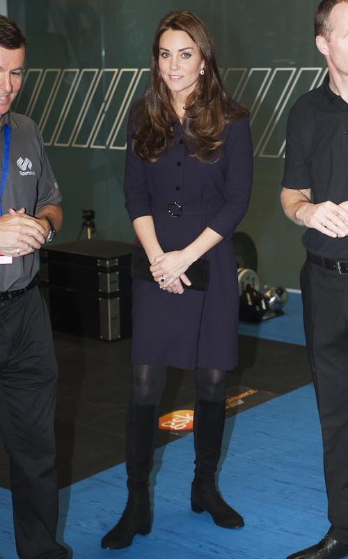 Photos : Kate Middleton enceinte : épanouie et engagée !