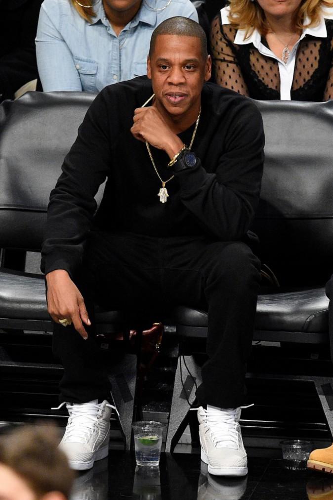 Jay-Z le 8 décembre 2014
