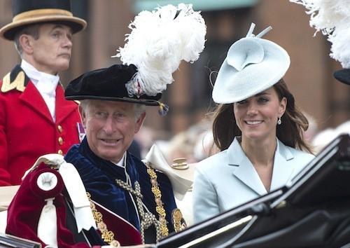 Photos : Kate Middleton et le prince William : défilé de plumes pour une cérémonie des plus importantes !