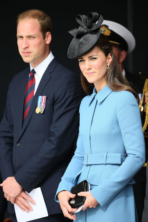 Photos : Kate Middleton et le prince William : opération séduction en France !
